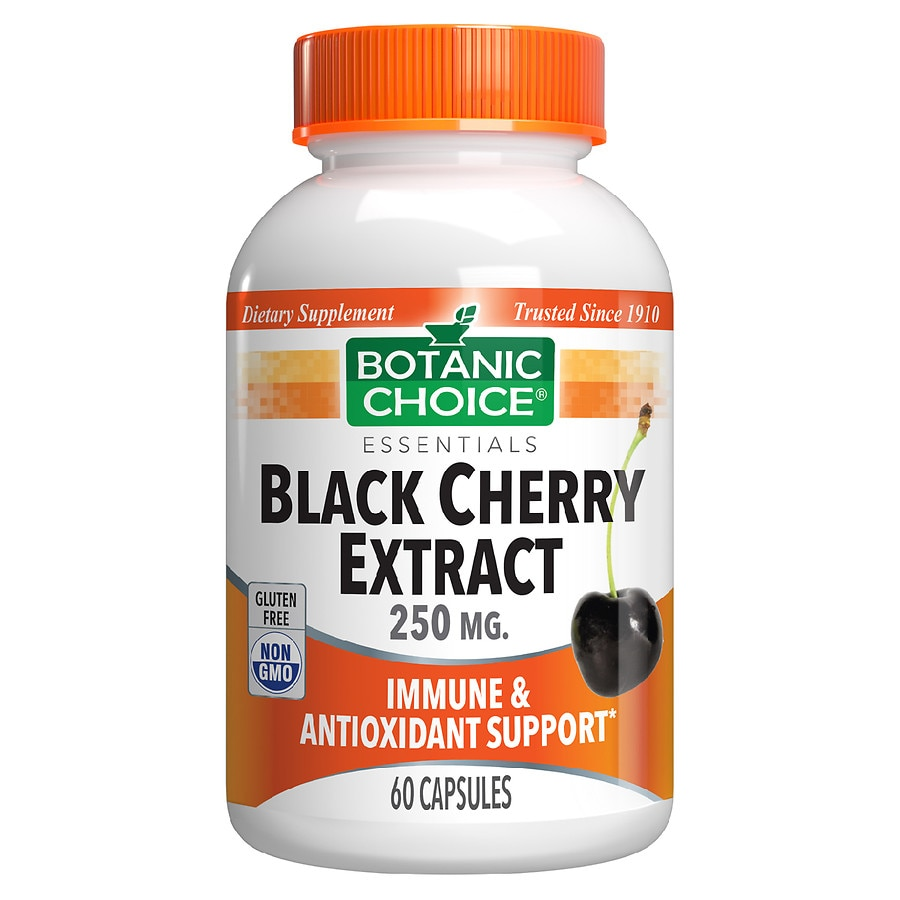 Botanic Choice Black Cherry Extract Walgreens