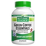 Botanic Choice Green Coffee Essentials