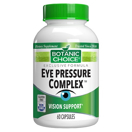 Botanic Choice Eye Pressure Complex - 60 ea