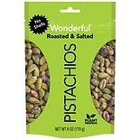 Wonderful Roasted & Salted Pistachios Kernels Roasted & Salted