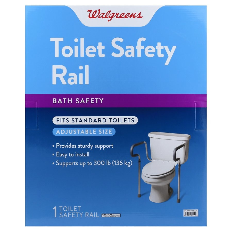 Brilliant Walgreens Toilet Safety Rail Inzonedesignstudio Interior Chair Design Inzonedesignstudiocom