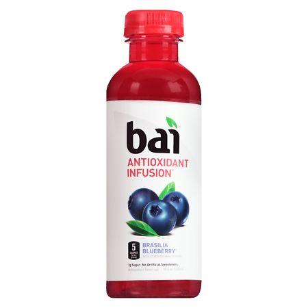 Bai Antioxidant Infusion Brasilia Blueberry - 18 oz.