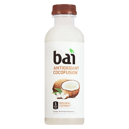 Bai Antioxidant Cocofusion Molokai Coconut - 18 oz.