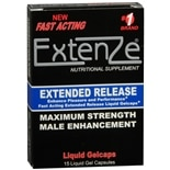 Extenze Extended Release Male Enhancement Supplement