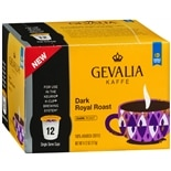 Gevalia Single Cups Coffee Dark Royal Roast