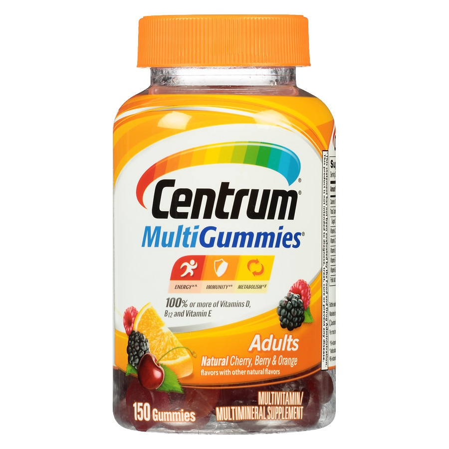 Gummy bear vitamins for adults images 587