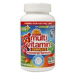 Yum-V's Multivitamin Complete + Mineral Formula Jellies Fruit