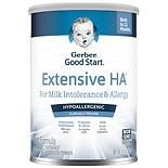 Gerber Extensive HA Formula with Iron