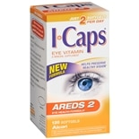ICaps Vitamins and Supplements