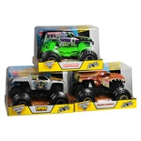 Monster Jam 1:24 Die Cast Vehicle Assortment