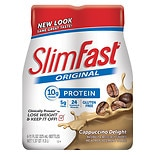 SlimFast Ready to Drink Meal Replacement Shake Cappuccino Delight