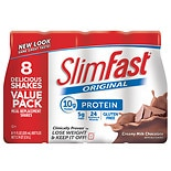 SlimFast Ready to Drink Meal Replacement Shake Creamy Milk Chocolate