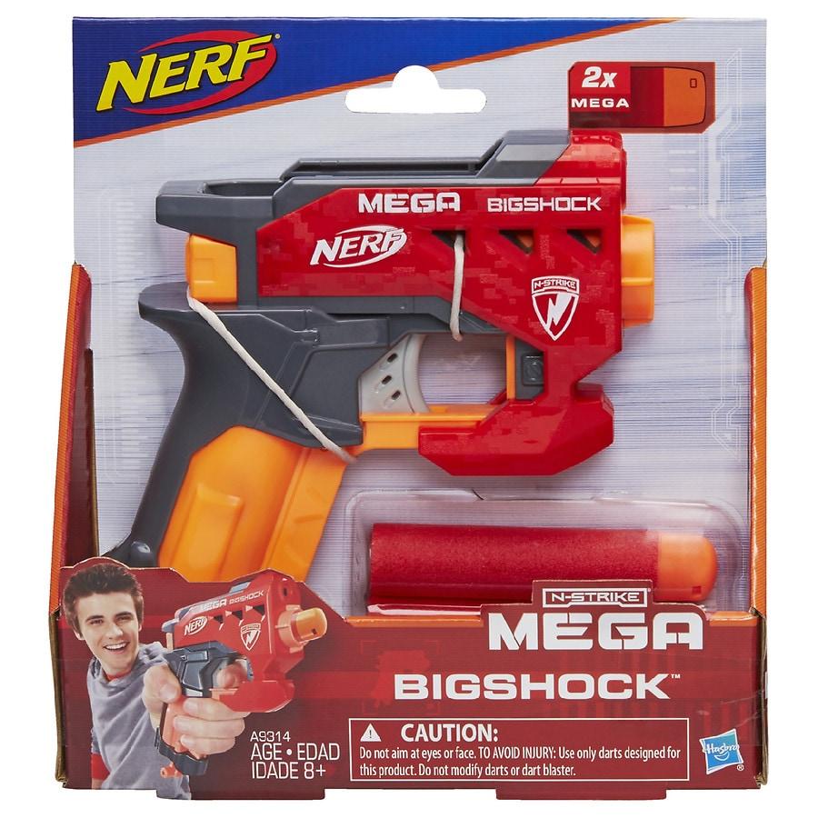 Target has 50% off cartwheel on Select Nerf Guns this week!