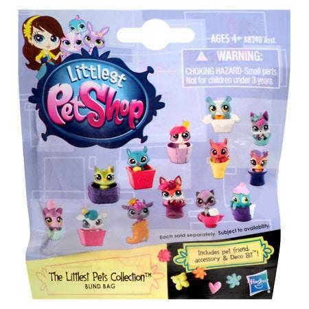 Littlest Pet Shop Blind Bag Assortment - 1 ea