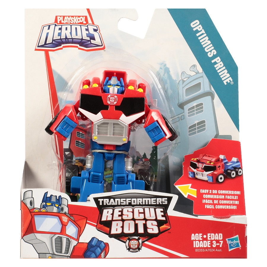 Transformers Rescue Bot Rescan Series Assortment