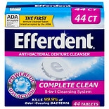 Efferdent Original Tablet Bonus Mint