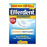 Efferdent PM Tablet Bonus Mint