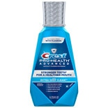 Crest Pro-Health Advanced Mouthwash with Extra Deep Clean Fresh Mint