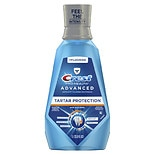 Crest Pro-Health Advanced Mouthwash with Extra Tartar Protection Mouthwash Refreshing Mint
