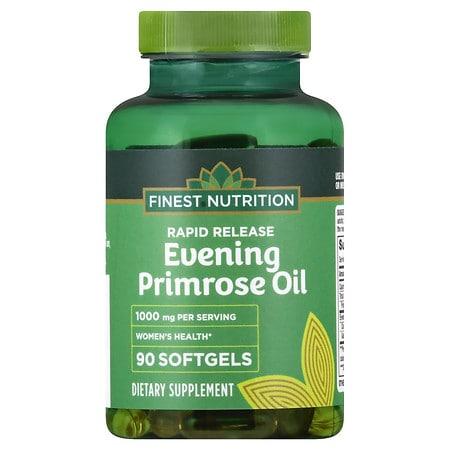 Finest Nutrition Evening Primrose Oil 1000 mg - 90 ea