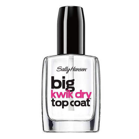 Sally Hansen Big Kwik Dry Top Coat - 0.4 oz.