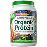 Purely Inspired 100% Plant-Based Protein Nutritional Shake Decadent Chocolate