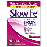 Slow Fe Slow Release Iron, Tablets