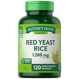 Nature's Truth Red Yeast Rice 600mg