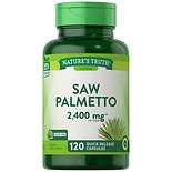 Nature's Truth Saw Palmetto 1200mg