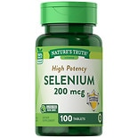 Nature's Truth High Potency Selenium 200mcg