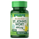 Nature's Truth Standardized St. John's Wort 300mg