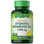 Nature's Truth Cold Pressed Evening Primrose Oil 1000mg