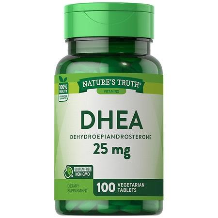 Nature's Truth DHEA Dehydroepiandrosterone 25mg - 100 ea