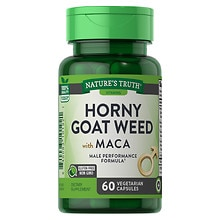 Horny goat weed for him