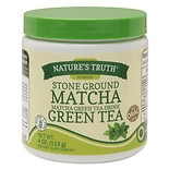 Nature's Truth Stone Ground Matcha Green Tea