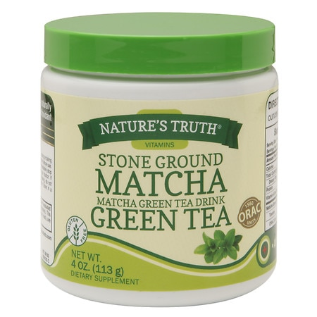 Nature S Truth Stone Ground Matcha