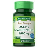 Nature's Truth Super Strength Acetyl L Carnitine HCL 1000mg, Capsules