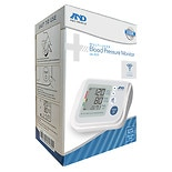 A&D Multi-User Blood Pressure Monitor, Wide Range Cuff