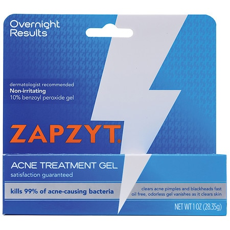 ZAPZYT Acne Treatment Gel - 1 oz.