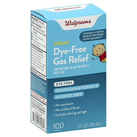 Walgreens Infants' Gas Relief - 1 oz.