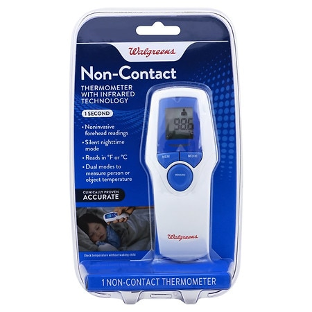 Walgreens Non Contact Thermometer - 1 ea