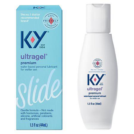 K-Y Ultra Gel - 1.5 oz.