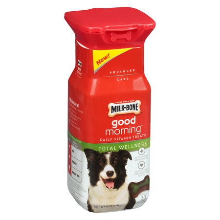 Milk-Bone Good Mornings Total Wellness Treats - 6 oz.