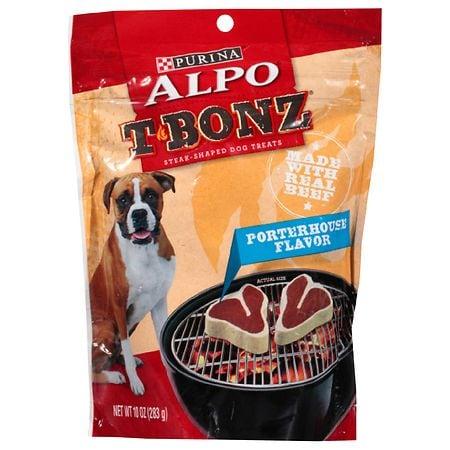 Alpo T-Bonz Porterhouse - 10 oz.