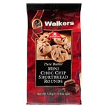 Walkers Shortbread Cookies Chocolate Chip