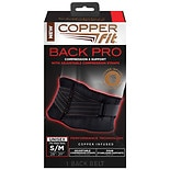 As Seen On TV Copper Fit Back Pro 28-39 inch Black