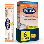 Pedialyte Electrolyte Powder Pack Orange