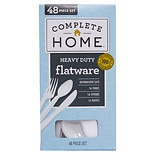 Nice! Plastic Cutlery White