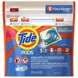 Tide PODS Original Scent HE Turbo Liquid Detergent Pacs Original