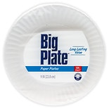 Smile & Save Paper Plates 9in